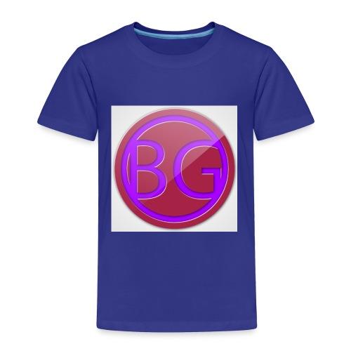 Brother Gaming 2016 logo apparel - Toddler Premium T-Shirt