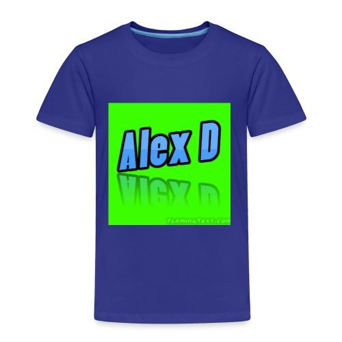 Alex D Doz Comedy Merchandise! - Toddler Premium T-Shirt