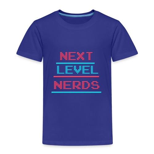 Next Level Nerds - Toddler Premium T-Shirt