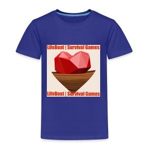 LifeBoat Custom Logo - Toddler Premium T-Shirt