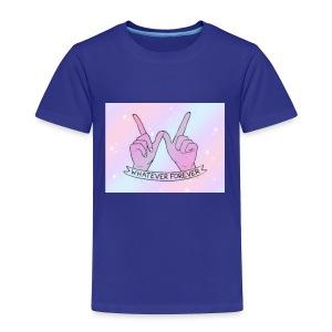 Whatever Forever - Toddler Premium T-Shirt