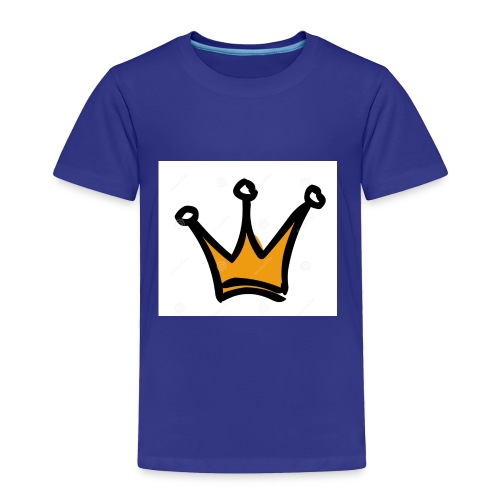 crown-1196222 - Toddler Premium T-Shirt