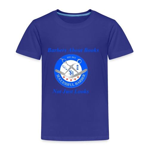 Barbershop Books - Toddler Premium T-Shirt
