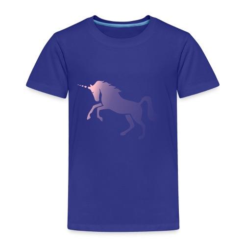 UNICORN1 - Toddler Premium T-Shirt