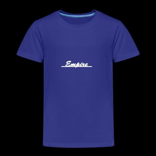 hoodie2 - Toddler Premium T-Shirt