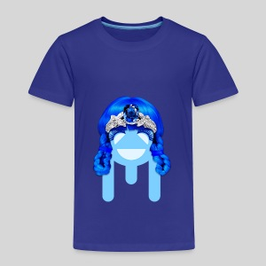 ALIENS WITH WIGS - #TeamMu - Toddler Premium T-Shirt