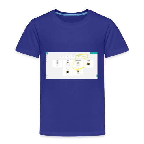 inconistency_in_currencies - Toddler Premium T-Shirt