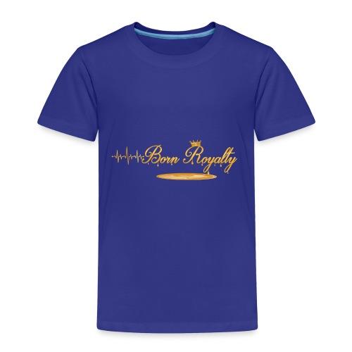 BornRoyalty Clothing Line - Toddler Premium T-Shirt