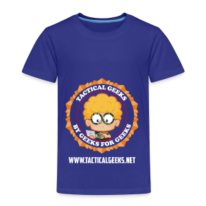 Tactical Geeks - Toddler Premium T-Shirt