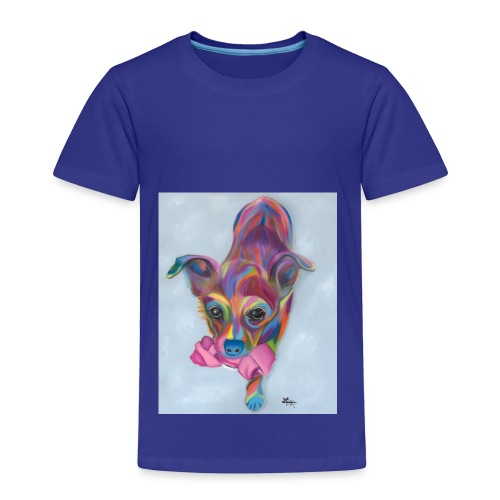Dixie Dog - Toddler Premium T-Shirt