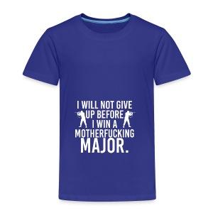 MAJOR Csgo Shirts |Counter Strike Tshirts & Hoodie - Toddler Premium T-Shirt