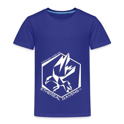 Kids - White - Toddler Premium T-Shirt
