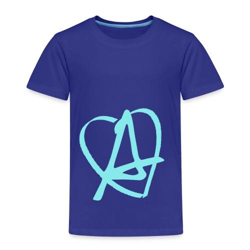 Love & Anarchy - Toddler Premium T-Shirt