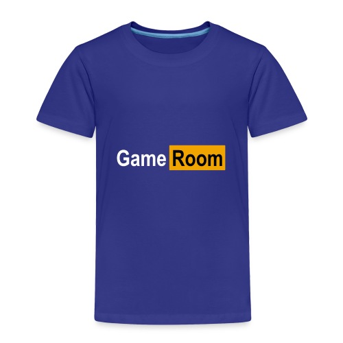 Game_Hub - Toddler Premium T-Shirt