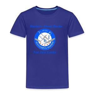 Barbershop Books - Toddler Premium T-Shirt
