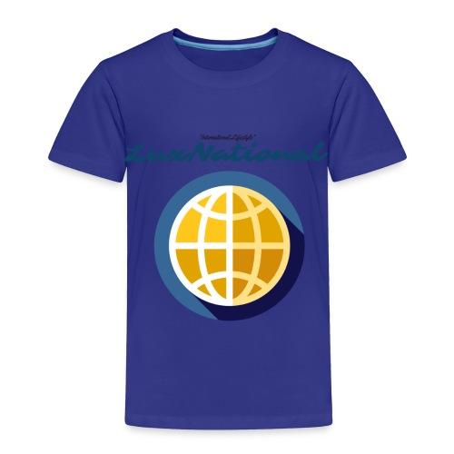 Lux National Merchandise - Toddler Premium T-Shirt