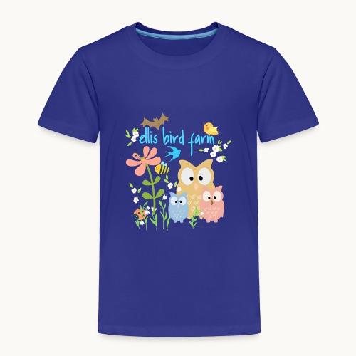 NATURE - Ellis Bird Farm - Carolyn Sandstrom - Toddler Premium T-Shirt