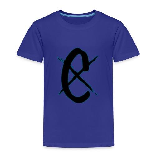 ChrisCrozNetwork Logo - Toddler Premium T-Shirt