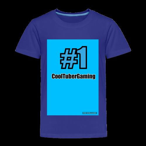 CoolTubergaming Shirts Mens,Women's and kids - Toddler Premium T-Shirt