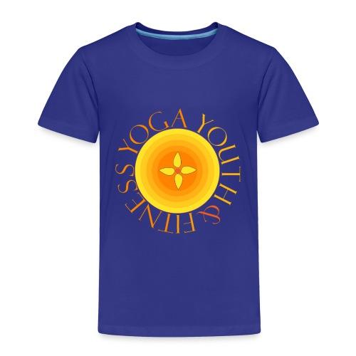 YogaYouthFitness - Toddler Premium T-Shirt