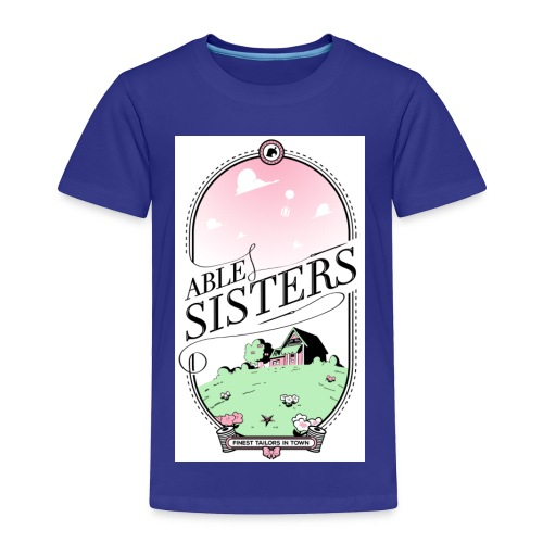 The Able Sisters - Toddler Premium T-Shirt