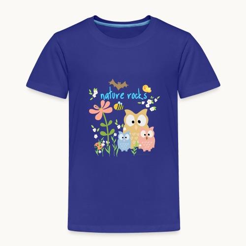 NATURE ROCKS CHILDREN Carolyn Sandstrom THR - Toddler Premium T-Shirt