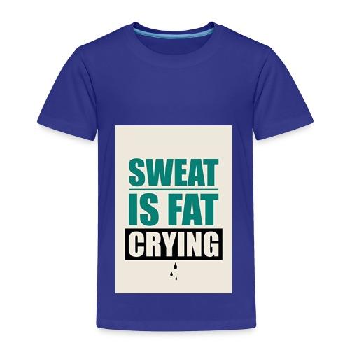 Gym Motivation 2017 Tank Top - Toddler Premium T-Shirt