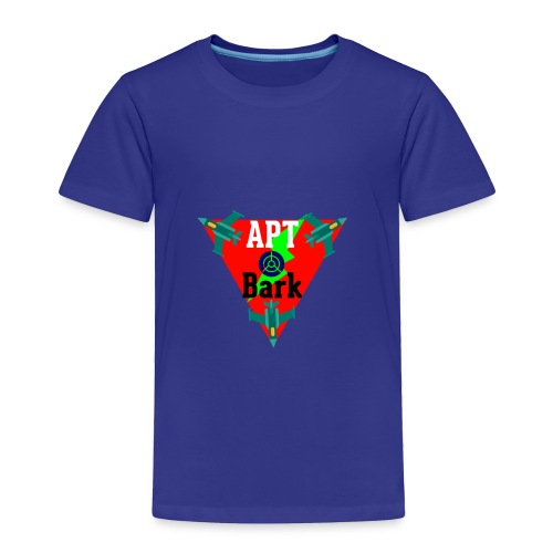 Aptbark1234 - Toddler Premium T-Shirt