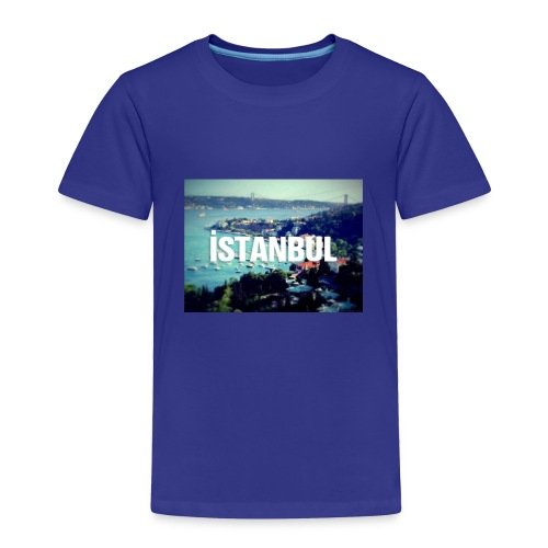 Istanbul Lovers - Toddler Premium T-Shirt