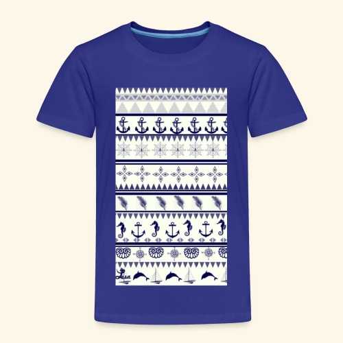 Sea - Toddler Premium T-Shirt