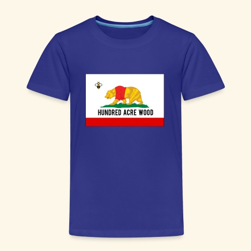 Golden Honey State - Toddler Premium T-Shirt