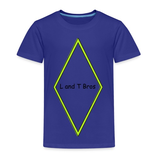 L and T Bros Shirt - Toddler Premium T-Shirt