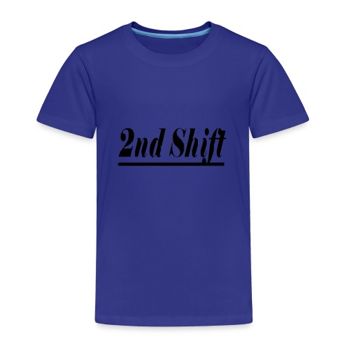2nd Shift Review - Toddler Premium T-Shirt