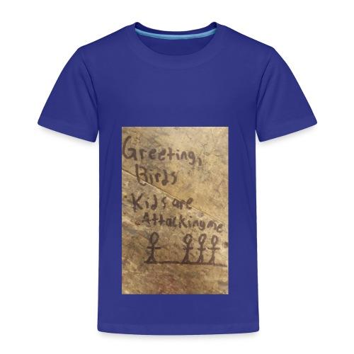 Kids are attacking me - Toddler Premium T-Shirt