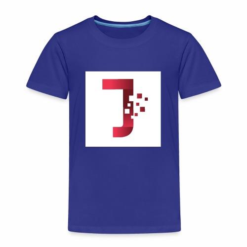JiltedStarfish7 logo - Toddler Premium T-Shirt