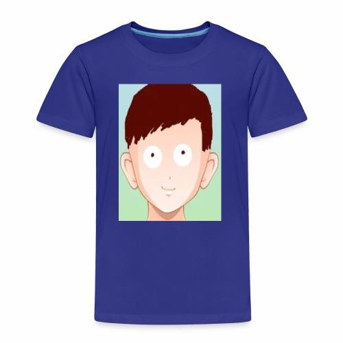 Logo Merch - Toddler Premium T-Shirt