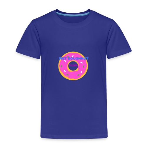 WET DOUGHNUT FILMS - Toddler Premium T-Shirt