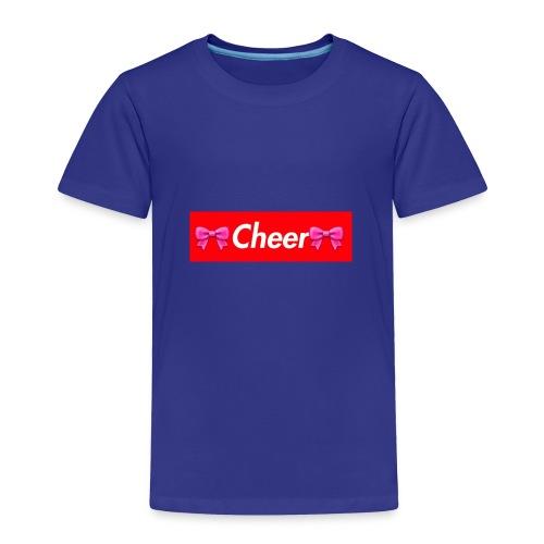 Cheer Merchandise - Toddler Premium T-Shirt