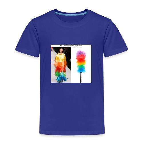 plumero - Toddler Premium T-Shirt