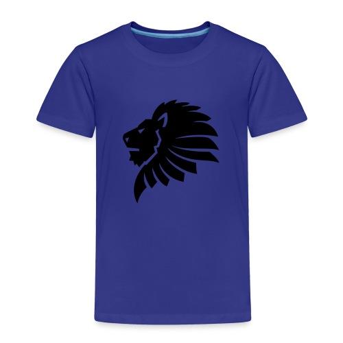 BLACK_LION - Toddler Premium T-Shirt