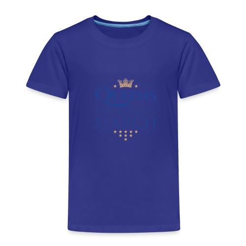 Queen of March 02 - Toddler Premium T-Shirt