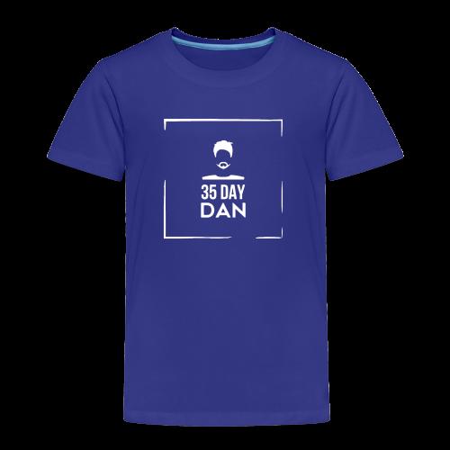 35DD Male White - Toddler Premium T-Shirt