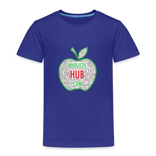 WholisticHub Apple - Toddler Premium T-Shirt