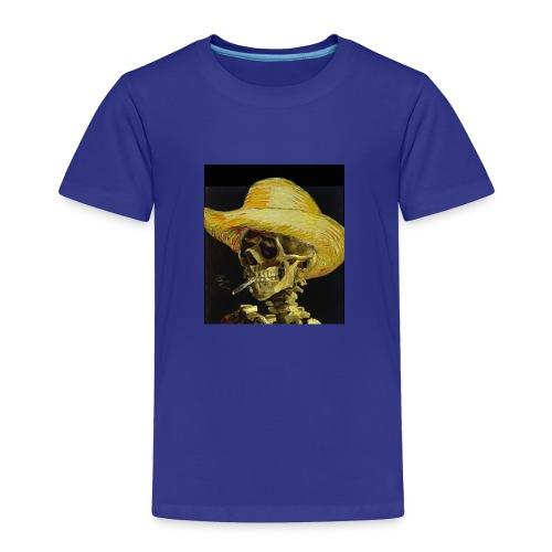 smoking dead - Toddler Premium T-Shirt