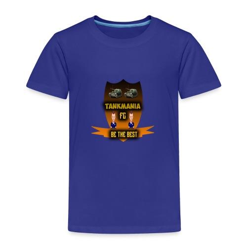 tankamania logo - Toddler Premium T-Shirt
