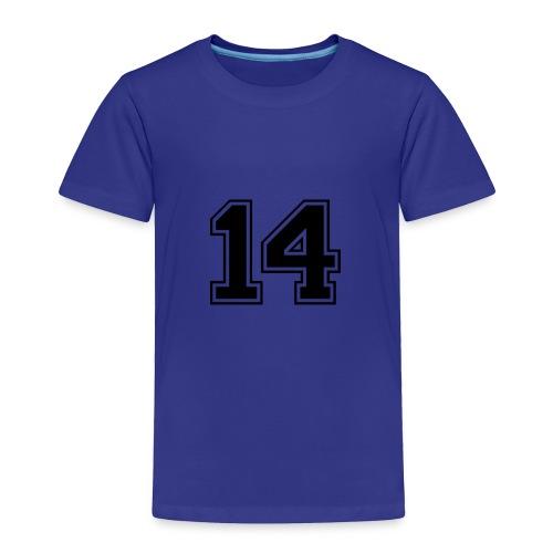 Jack D 14 - Toddler Premium T-Shirt