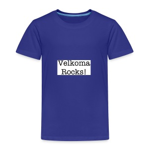 Velkoma Rocks! - Toddler Premium T-Shirt