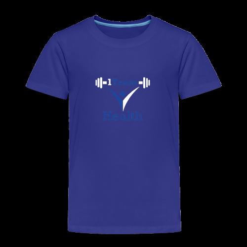 1TeamHealth - Toddler Premium T-Shirt