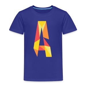 Simple Tee A - Toddler Premium T-Shirt