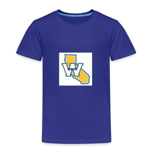 Original ChrisDash Emblem - Toddler Premium T-Shirt